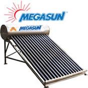 Máy Nước Nóng Năng Lượng Mặt Trời  MEGASUN - Siêu thị vật tư nội thất giá tốt