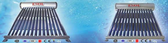 Máy nước nóng năng lượng mặt trời ESOL - Giá Tốt eNoiThat