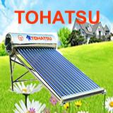 Máy nước nóng năng lượng mặt trời Tohatsu - Siêu thị vật tư nội thất giá tốt