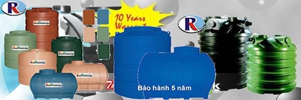 Bồn Chứa Nước Nhựa Roto - Giá Tốt eNoiThat