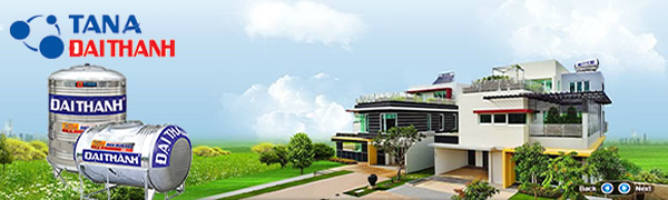 Bồn Inox Đại Thành 15000 Lít (giao miễn phí) - Giá Tốt eNoiThat