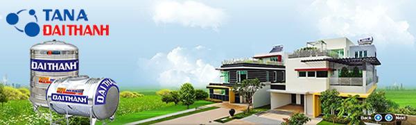 Bồn Inox Đại Thành 1500 Lít (giao miễn phí) - Siêu thị vật tư nội thất giá tốt