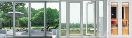 Cửa nhôm kính - Siêu thị vật tư nội thất giá tốt