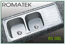 chậu rửa inox Romatek RS 08L - Giá Tốt eNoiThat