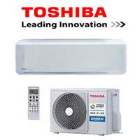 máy lạnh Toshiba RAS-24N3K-V (2,5HP) - Siêu thị vật tư nội thất giá tốt