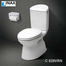 bàn cầu Inax C 828 VRN - Giá Tốt eNoiThat