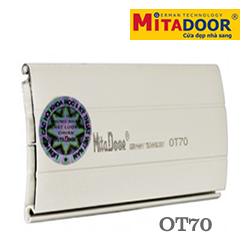 Cửa cuốn Mitadoor OT70 - Siêu thị vật tư nội thất giá tốt