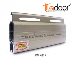 Cửa cuốn Titadoor PM481K - Siêu thị vật tư nội thất giá tốt