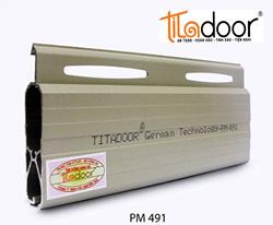Cửa cuốn Titadoor PM491 - Giá Tốt eNoiThat
