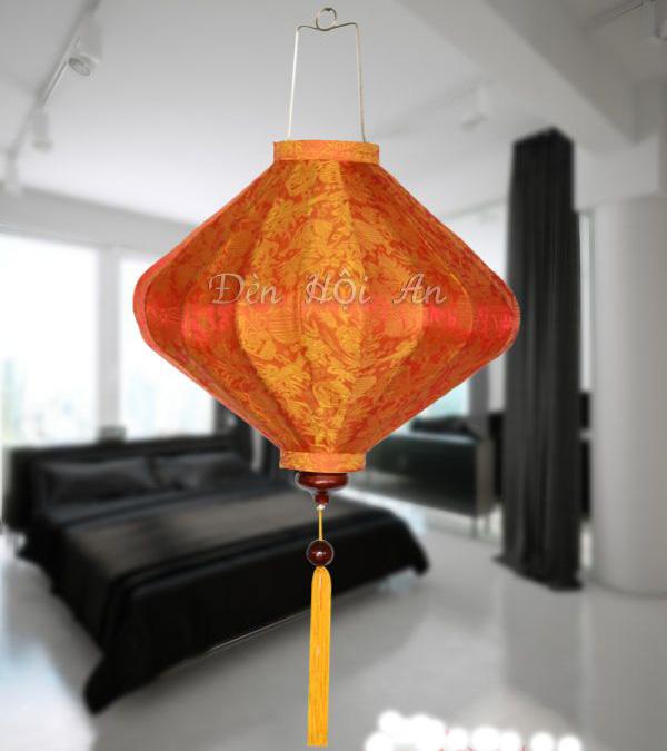 Đèn bánh ú - Đèn lồng Hội An - Giá Tốt eNoiThat