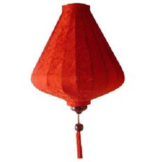 Đèn kim cương- Đèn lồng Hội An - Giá Tốt eNoiThat