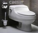 Bàn cầu Caesar C1358 - Siêu thị vật tư nội thất giá tốt