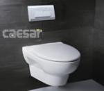Bàn cầu Caesar CP1502 - Siêu thị vật tư nội thất giá tốt