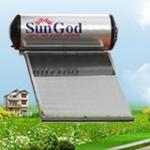 Máy nước nóng năng lượng mặt trời SunGod - Siêu thị vật tư nội thất giá tốt