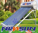 Máy nước nóng năng lượng mặt trời NEWSUN - Siêu thị vật tư nội thất giá tốt