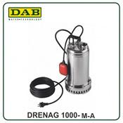 máy bơm nước thải DAB của Ý