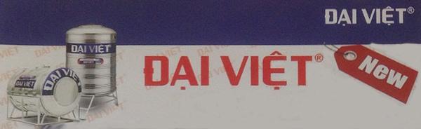 Bồn nước inox Đại Việt