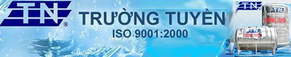 Bồn inox Trường Tuyền 1500 lít