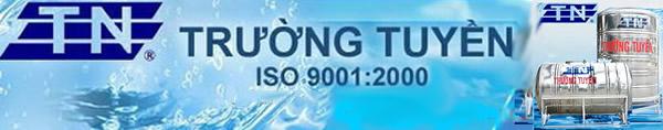 Bồn inox Trường Tuyền 2500 lít