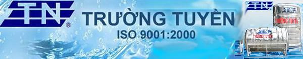 Bồn inox Trường Tuyền 3000 lít
