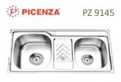 chậu rửa inox Picenza PZ 9145