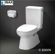 bàn cầu Inax C 838VN