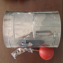 Bình phụ máy nước nóng năng lượng mặt trời