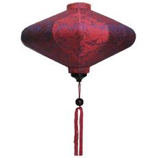 Đèn đĩa bay - Đèn lồng Hội An