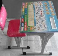 Bàn ghế học sinh thông minh giúp ngừa ngực lép,vẹo cột sống, gù, cận