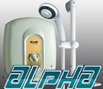 Máy nước nóng trực tiếp Alpha