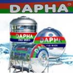 Bồn chứa nước inox Dapha R