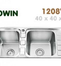 Chậu inox Erowin 12048V
