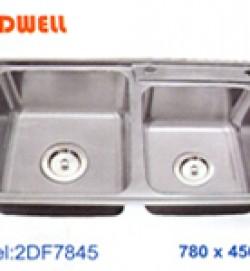 chậu inox Coldwell 2DF7845