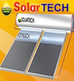Máy Nước Nóng Năng Lượng Mặt Trời Solar Tech