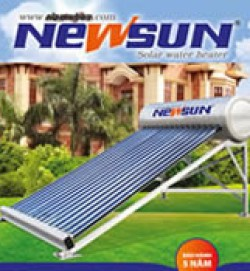 Máy nước nóng năng lượng mặt trời NEWSUN