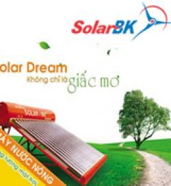 Máy nước nóng năng lượng mặt trời Solar Dream