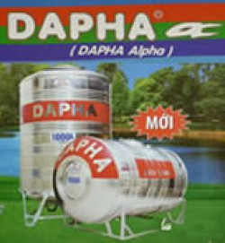 Bồn inox Dapha Alpha