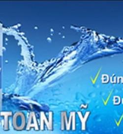 Bồn nước inox Toàn Mỹ 1000 lít