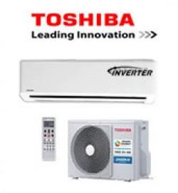 máy lạnh Toshiba 1hp inverter