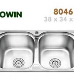 Chậu inox Erowin 8046V