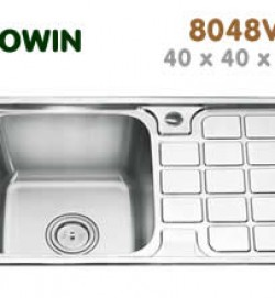 Chậu inox Erowin 8048V