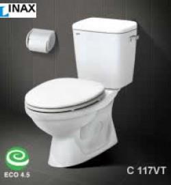 bàn cầu Inax C 117VR
