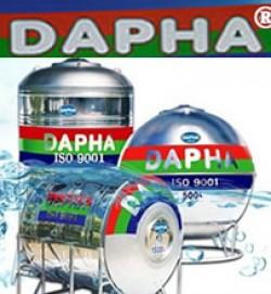 Bồn Inox Dapha R 5000 lít (Giá Tốt)
