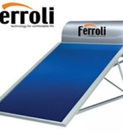Máy nước nóng mặt trời Ferroli loại tấm