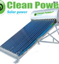 Máy nước nóng năng lượng mặt trời CLEAN POWER