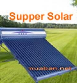 Máy Nước Nóng Mặt Trời SUPER SOLAR